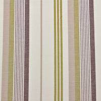 St. Michel Stripe Fabric - Grape