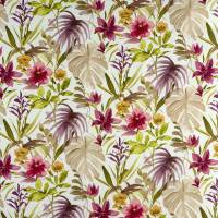 Funchal Fabric - Berry
