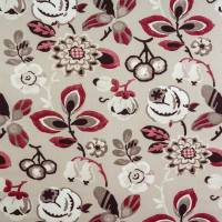 Bohemia Fabric - Berry