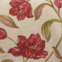 Gabriella Fabric - Rouge