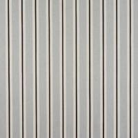 Arley Stripe Fabric - Silver