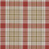 Berridale Fabric - Red