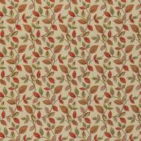 Vercelli Fabric - Orange