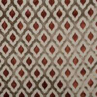 Assisi Fabric - Burnt Orange