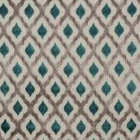 Assisi Fabric - Teal