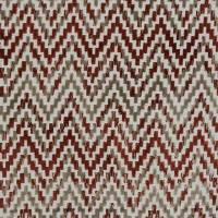 San Remo Fabric - Burnt Orange