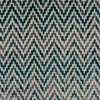 San Remo Fabric - Teal