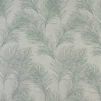 Feather Fabric - Duck Egg