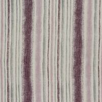 Garda Stripe Fabric - Grape