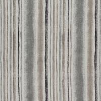 Garda Stripe Fabric - Grey