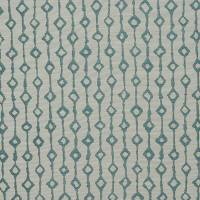 Debussy Fabric - Teal