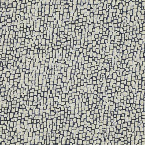 Anthology Ketu Fabrics Ketu Fabric - Midnight/Sand - 131723