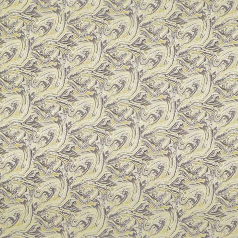 Anthology Textures 01 Fabrics Spinel Fabric - Lime/Charcoal - 131772