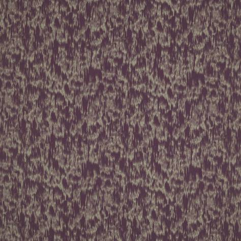 Anthology Textures 01 Fabrics Viro Fabric - Plum/Linen - 131782
