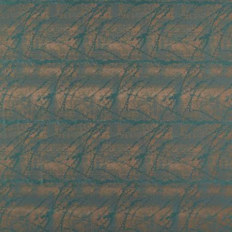 Anthology Textures 01 Fabrics Tali Fabric - Jade/Copper - 131788