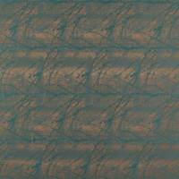Tali Fabric - Jade/Copper