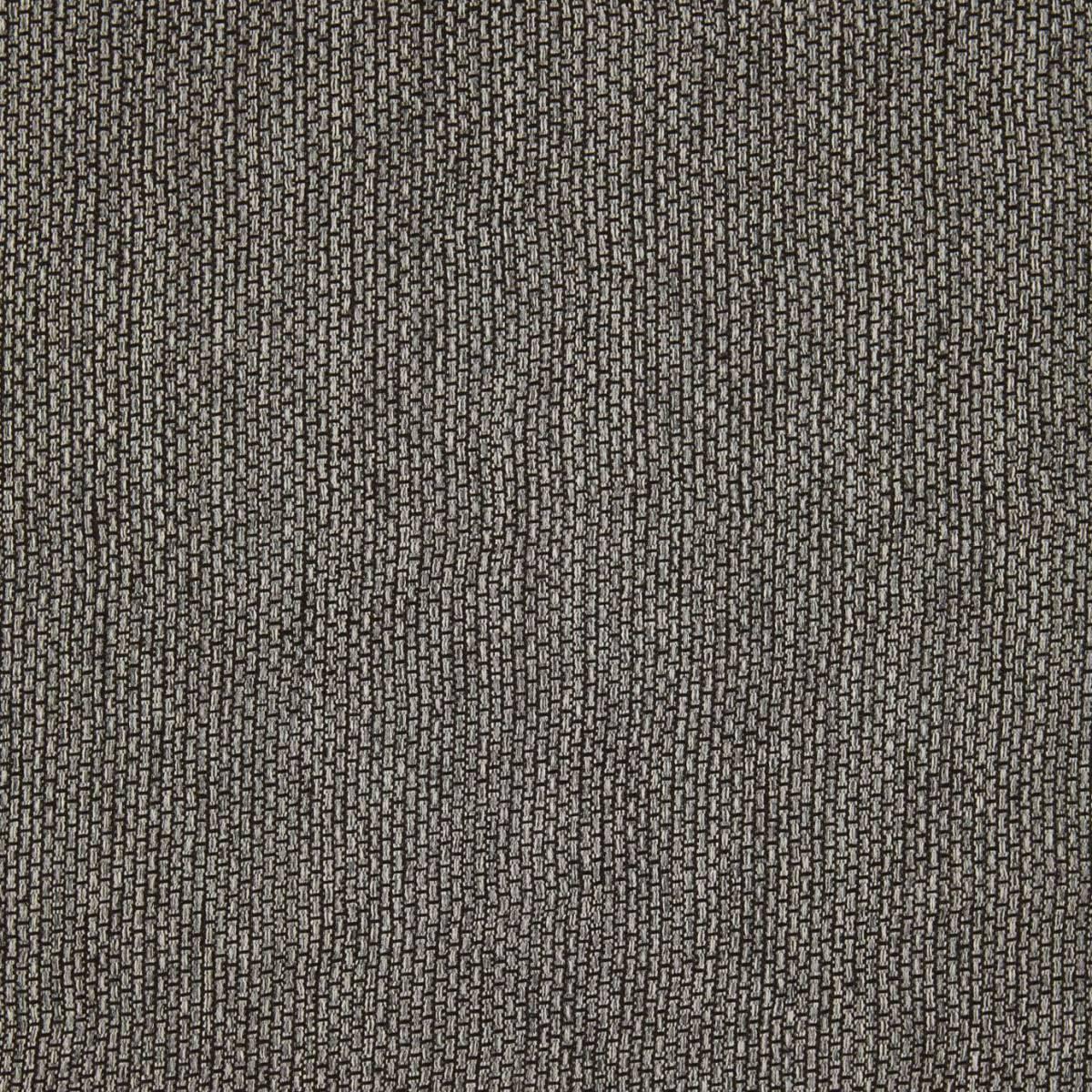 Jute Fabric Charcoal Silver 131806 Anthology