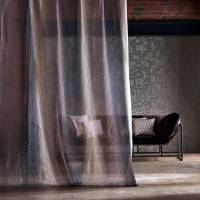 Stria Fabric - Stone/Graphite/Mink