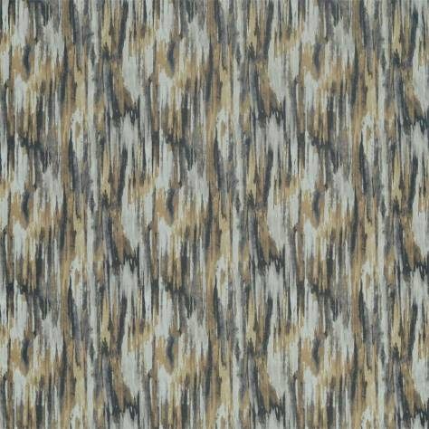 Anthology Azuri Fabrics Azuri Fabric - Gold/Pewter - 132716