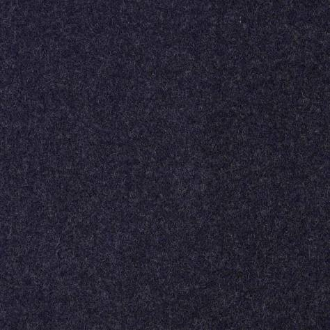 Abraham Moon & Sons Melton Wools  Earth Fabric - Grape - U1116/AK19 - Image 1