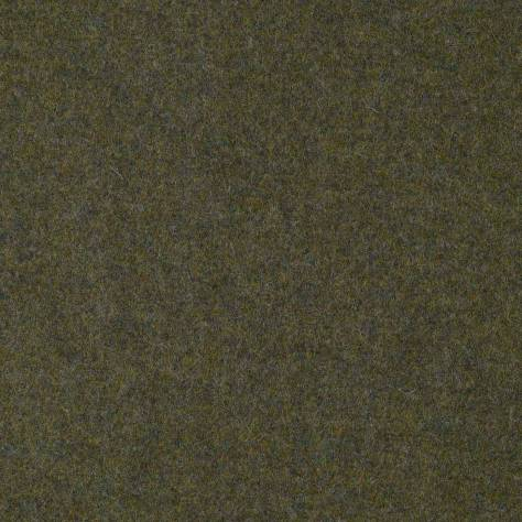 Abraham Moon & Sons Melton Wools  Earth Fabric - Fern - U1116/BE30