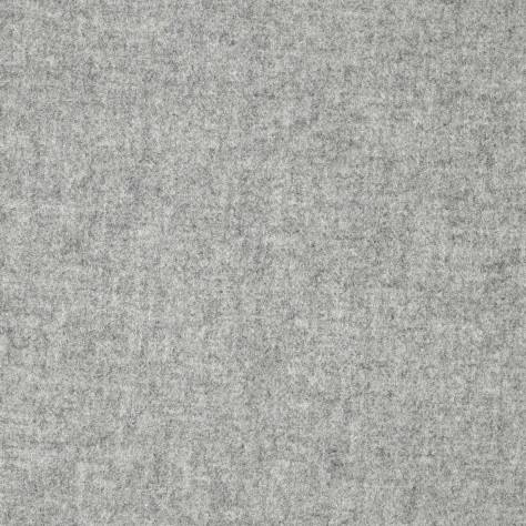 Abraham Moon & Sons Melton Wools  Earth Fabric - Silver - U1116/N08 - Image 1