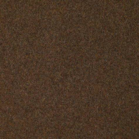 Abraham Moon & Sons Melton Wools  Earth Fabric - Walnut - U1116/X13