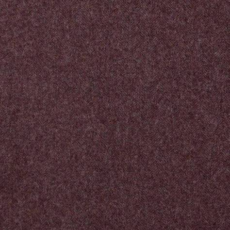 Abraham Moon & Sons Herringbone Wools  Aberdeen Fabric - Heather - U1105/6