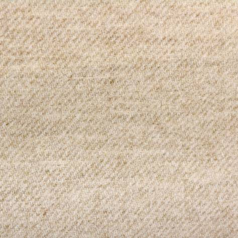 Abraham Moon & Sons Herringbone Wools  Boath Fabric - Biscuit - U1324/A81