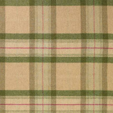 Abraham Moon & Sons The Dales Spring Collection Skye Fabric - Apple - U1104/DA49