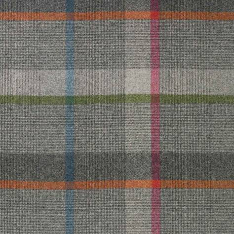 Abraham Moon & Sons The Dales Spring Collection Malham Fabric - Grey - U1368/E04