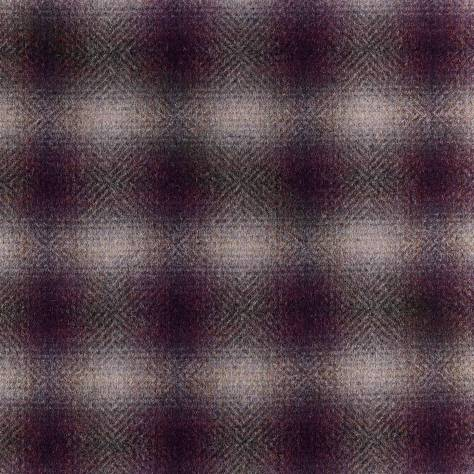 Abraham Moon & Sons Elemental Fabrics Thorpe Fabric - Amethyst - U1446/F13