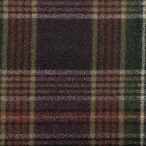 Abraham Moon & Sons The Dales Autumn Collection Ingleton Fabric - Wine - U1350/M08