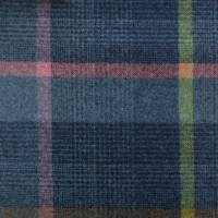 Malham Fabric - Blue