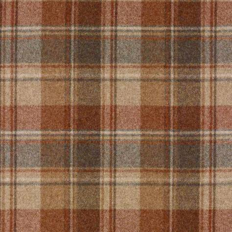 Abraham Moon & Sons Legacy Fabrics Snowshill Fabric - Red Earth - U1657/AW27