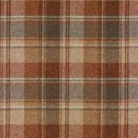 Snowshill Fabric - Red Earth