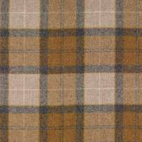 Burford Fabric - Mustard