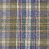 Glen Coe Fabric - Heather/Olive