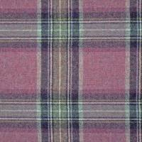 Glen Derry Fabric - Pink