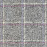 Glen Lyon Fabric - Grey
