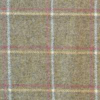 Glen Lyon Fabric - Yellow