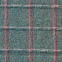 Glen Lyon Fabric - Teal