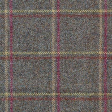 Abraham Moon & Sons Moorland III Fabrics Glen Lyon Fabric - Heather - U1714/E05