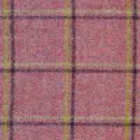 Glen Lyon Fabric - Pink