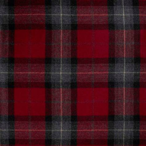 Abraham Moon & Sons Classics Fabric Skye Fabric - Red - U1104/BR47