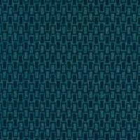 Sloane Square Fabric - Teal