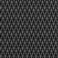 Sloane Square Fabric - Charcoal