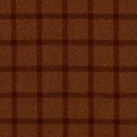 Finsbury Fabric - Rust