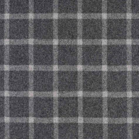 Abraham Moon & Sons Distinction Fabrics Finsbury Fabric - Charcoal - U1644/X13