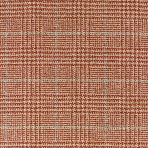 Abraham Moon & Sons Cosmopolitan Fabrics London Fabric - Orange - U1518/D18
